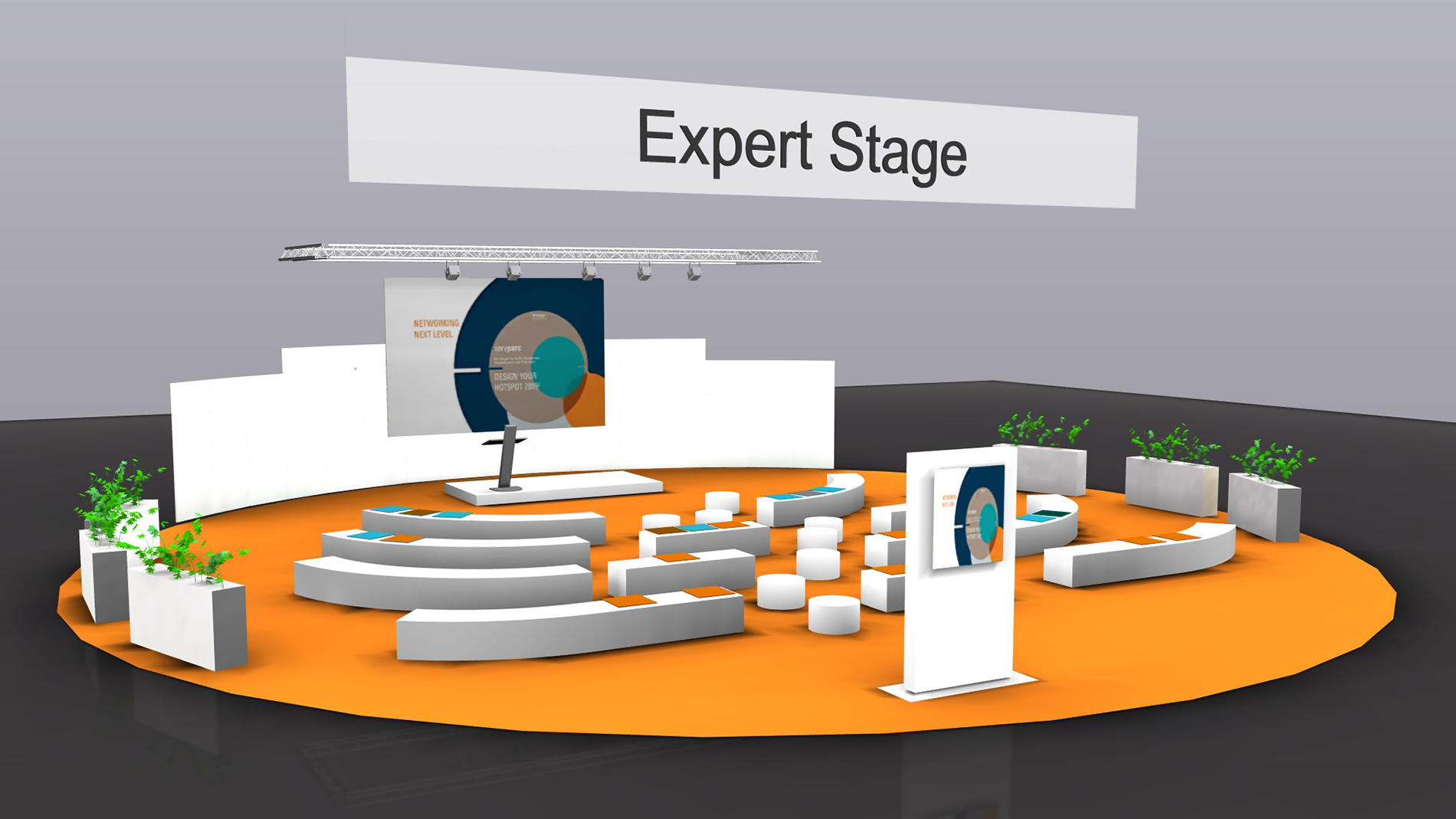 Expert Stage