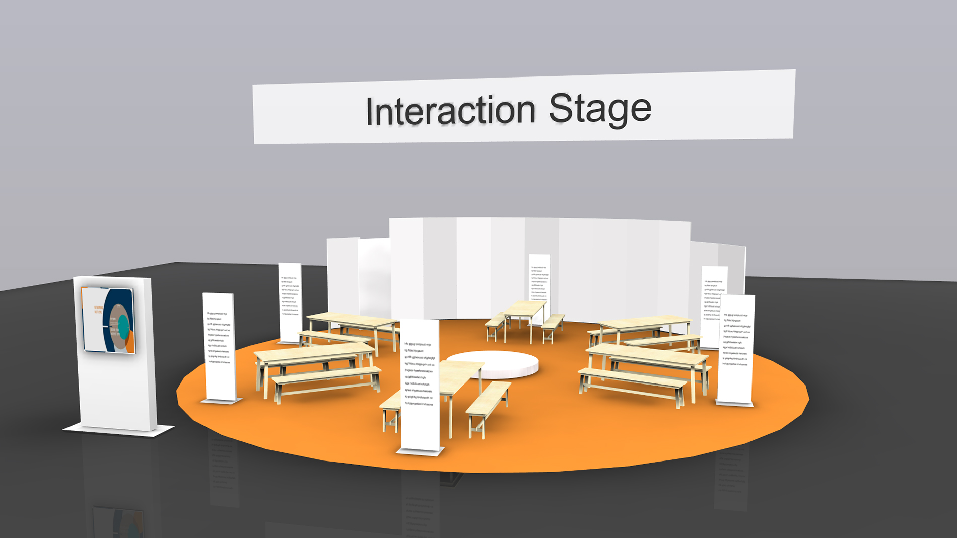 Interaction Stage